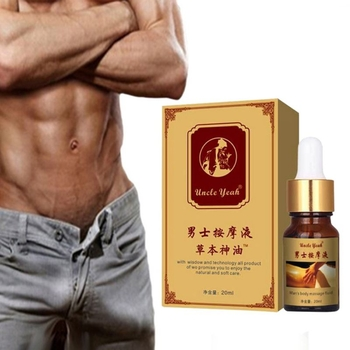 20ML Permanent Thickening Growth Pills Increase Dick Liquid Oil Men Health Care Enlarge Massage Enlargement Oils Special Oil For Penis